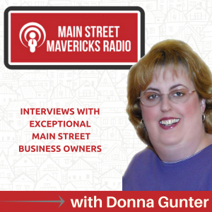 Main St. Mavericks Radio with Host Donna Gunter